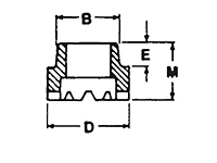 Ferrules for Standard Thread Arc Studs